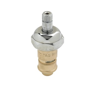 CERAMIC CARTRIDGE-(COLD) FITS ALL T&S FAUCETS