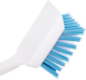 DISH AND SINK BRUSH ANGLED 11.5""