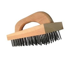 BUTCHER BLOCK BRUSH-9-1/4 X 4