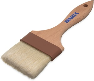 "BASTING BRUSH 3"" FLAT"
