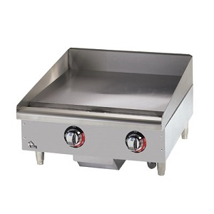 "GRIDDLE-STAR MAX 24"" ELECTRIC 208-240/60/1"