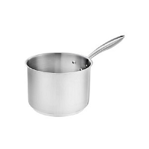 SAUCE PAN-STAINLESS  4.5 QT