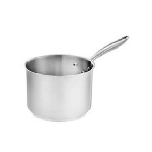 SAUCE PAN-STAINLESS  6 QT