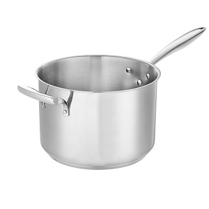 SAUCE PAN-STAINLESS 10 QT