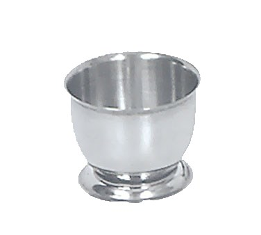 "EGG CUP 2""X1"" STAINLESS STEEL"