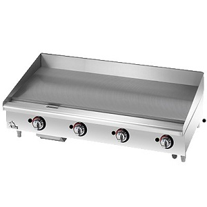 "GRIDDLE-STAR MAX 48"" NATURAL GAS-MODULATING THERMAL CONTROL"