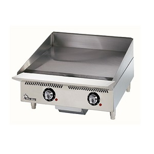 "GRIDDLE-ULTRA MAX-24"" NATURAL GAS-SNAP-ACTION THERMOSTAT"