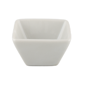RAMEKIN-1OZ 2X2 BRIGHT WHITE