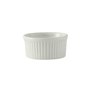 RAMEKIN-5OZ-FLUTED-WHITE