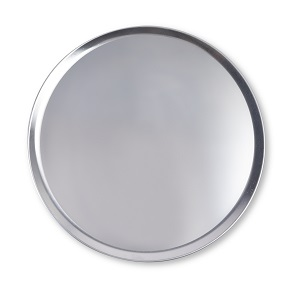 "PIZZA PAN-12"" COUPE 18G  ALUMINUM"