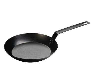 "SKILLET-CARBON STEEL-10"" OVEN SAFE - HAND WASH ONLY"