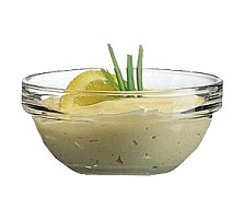 STACKABLE BOWL-GLASS-1-1/4OZ