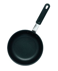 "FRY PAN-10-1/2""-NON-STICK  TEFLON COATING"