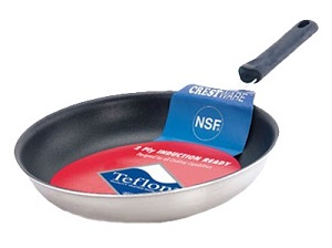 "FRY PAN-10-1/2""-NON-STICK INDUCTION READY"