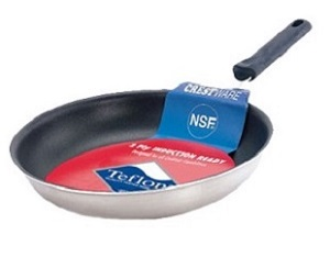 "FRY PAN-12-1/2""-NON-STICK INDUCTION READY"