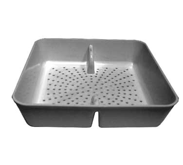 "FLOOR SINK BASKET-8-1/2""X8-1/2 PLASTIC"