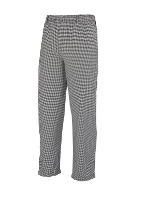COOK PANT HOUNDSTOOTH MEDIUM