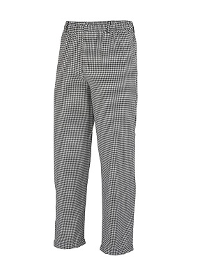 COOK PANT HOUNDSTOOTH LARGE