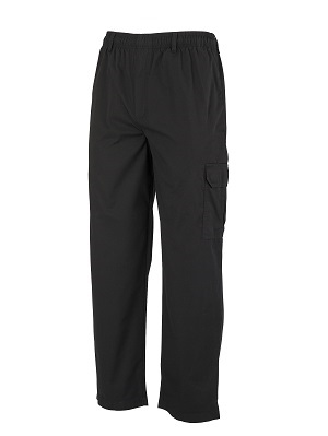 CARGO PANT BLACK SMALL