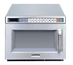 MICROWAVE-DIGITAL-1200 WATT  0.6 CU FT PRO 1 SERIES