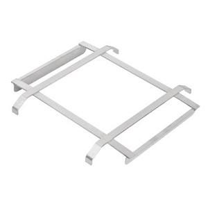 DISHTABLE RACK SLIDE-FITS  20X20 PRE-RINSE SINK-S/S