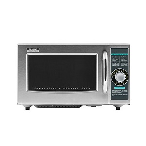 MICROWAVE-MANUAL-1000 WATT  1.0 CU FT MEDIUM DUTY