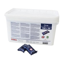 RATIONAL OVEN CLEANER-CARE  TABLETS (BUCKET OF 150)