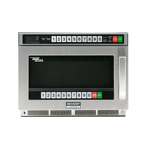 MICROWAVE-DIGITAL-1200 WATT 0.75 CU FT TWIN TOUCH
