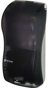 SOAP & SANITIZER DISPENSER- TOUCHLESS ELECTRONIC BLACK