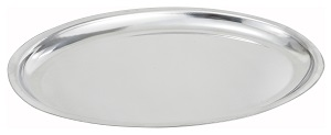 "SIZZLE PLATTER-11""-STAINLESS"