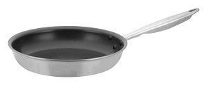 "FRY PAN 10""-TRIPLY NON-STICK INDUCTION READY"