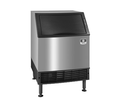 UNDERCOUNTER ICE MAKER W/BIN AIR-COOLED-CUBE STYLE 193LB