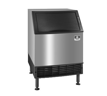 UNDERCOUNTER ICE MAKER W/BIN AIR-COOLED CUBE STYLE-219LB