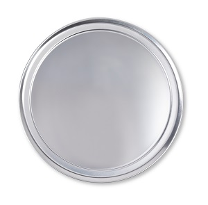 "PIZZA PAN-16"" WIDE RIM 18G ALUMINUM"