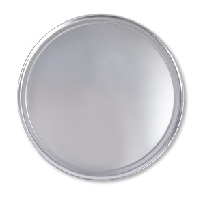 "PIZZA PAN-18"" WIDE RIM 18G  ALUMINUM"